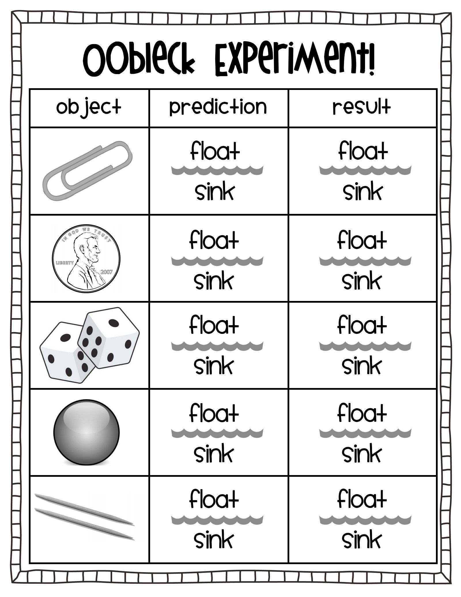 Science Worksheet First Grade 3 1st Grade Science Worksheets In 2020