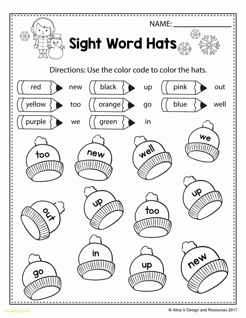 Seasons Worksheets for Preschoolers Math Worksheet Drawing Worksheets for Kindergarten In and