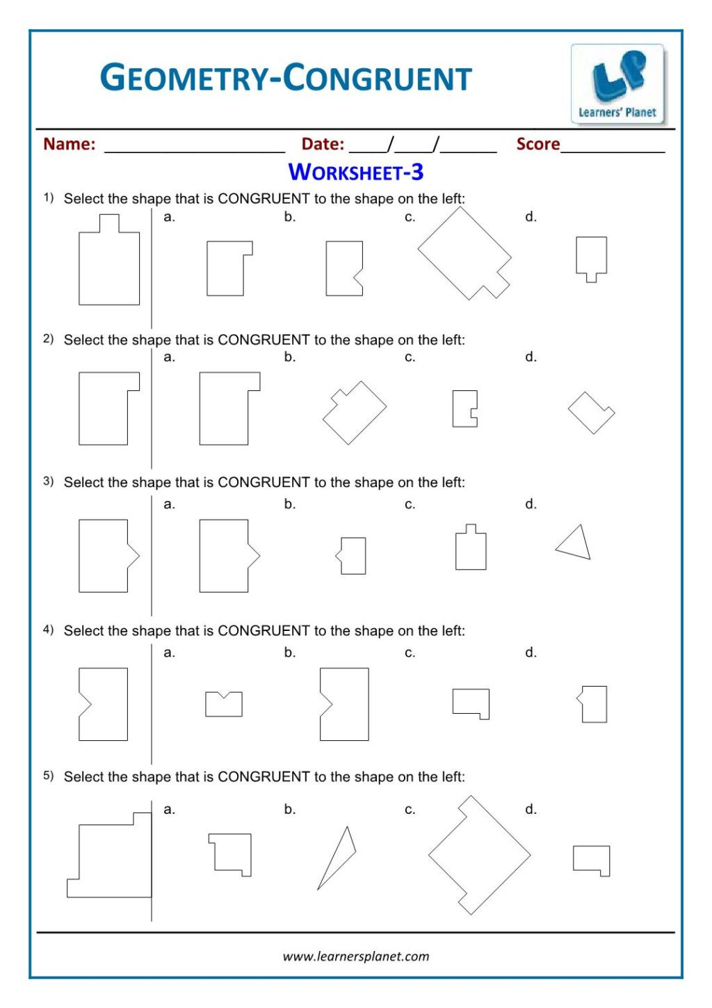 Second Grade Geometry Worksheets Worksheet Grade Geometry Worksheets Cbse Class Line Math