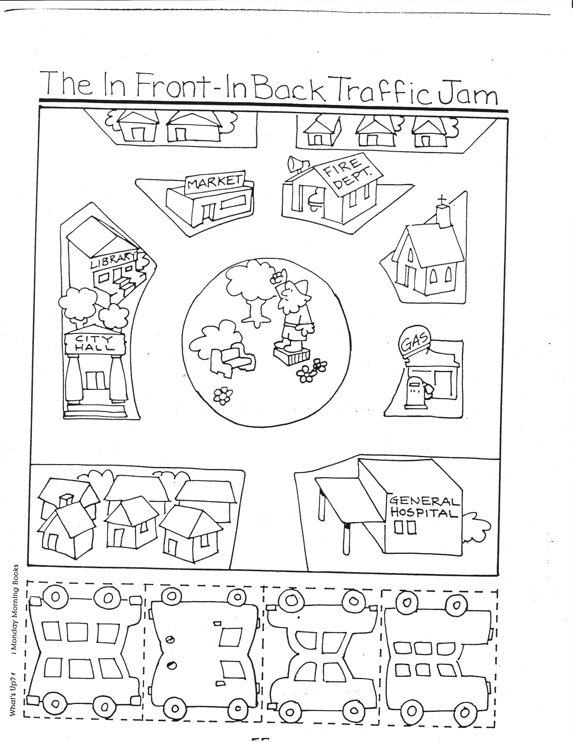 Second Grade Map Skills Worksheets Draw Map Worksheet Printable Worksheets and Activities for