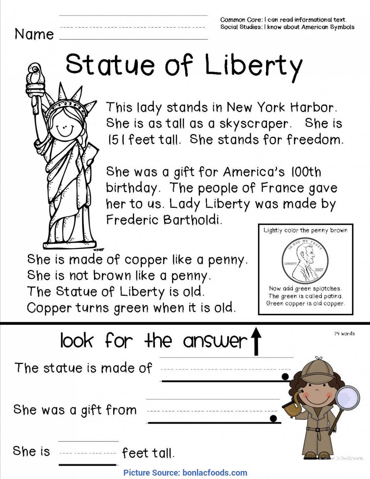 Second Grade social Studies Worksheets top History Lessons for 2nd Graders Worksheets for All