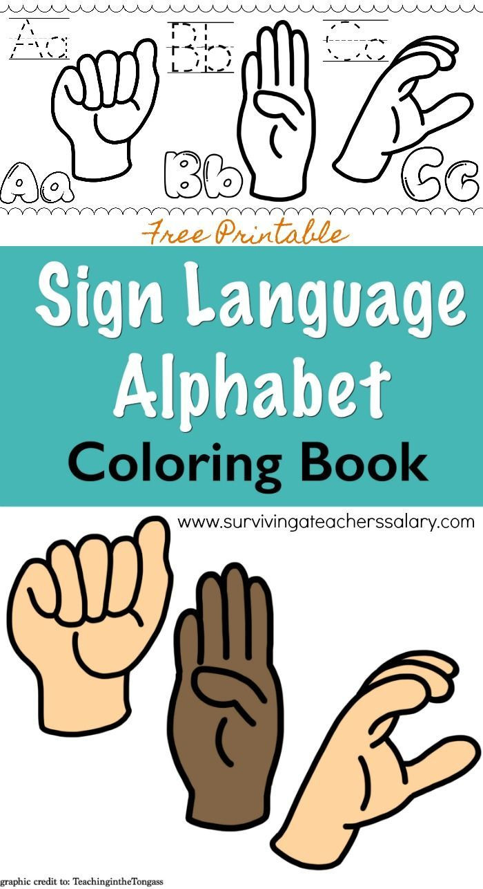Sign Language Poster Printable Free Printable asl Alphabet Sign Language Flash Cards