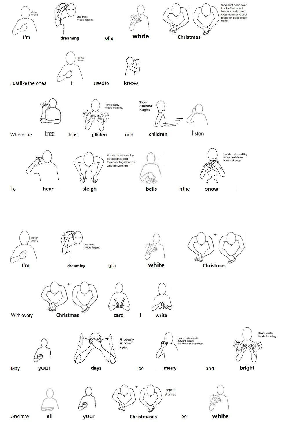 Sign Language Printable Worksheets Sign Language Used to Be Only for the Deaf and Hard Of