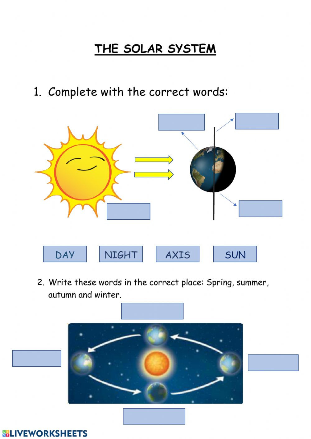 Solar System Worksheets 5th Grade Define Integers with Examples Finding Patterns In Numbers