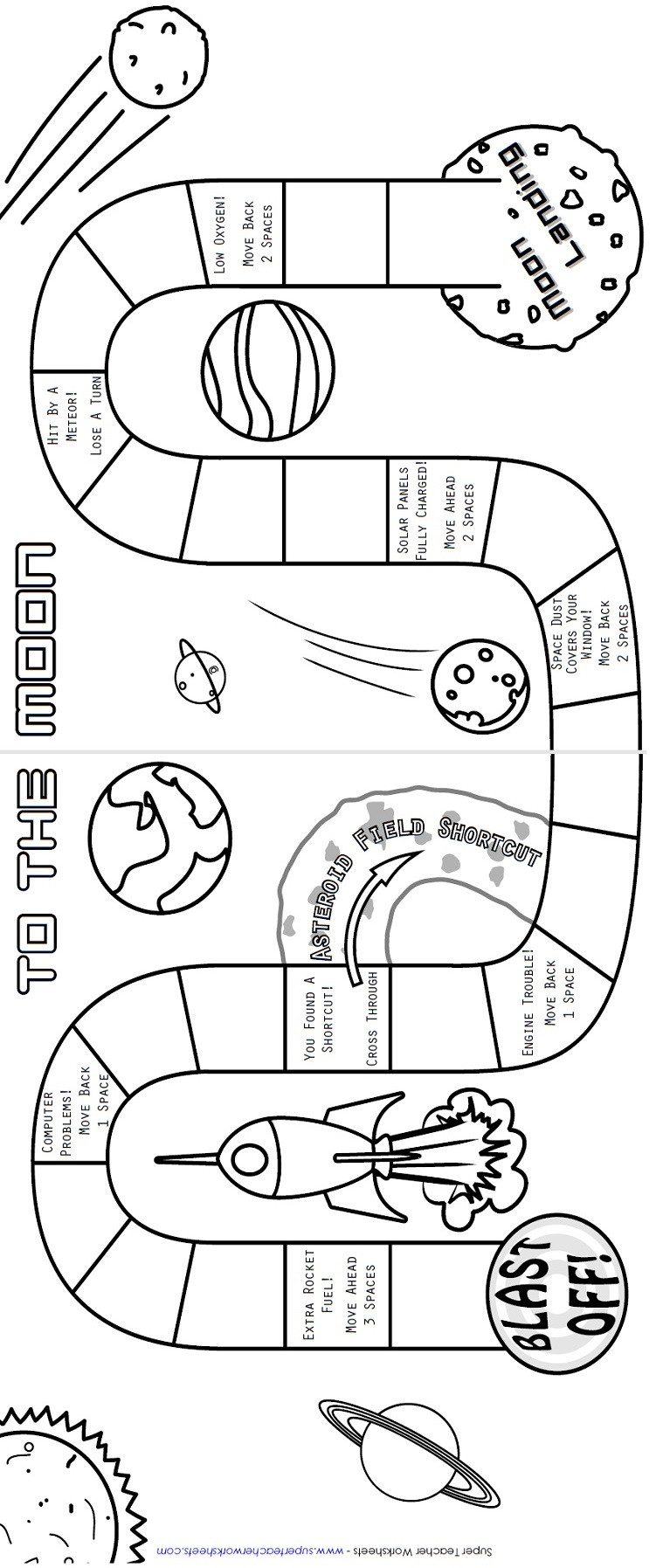 Solar System Worksheets 5th Grade solar System and Planets Worksheets