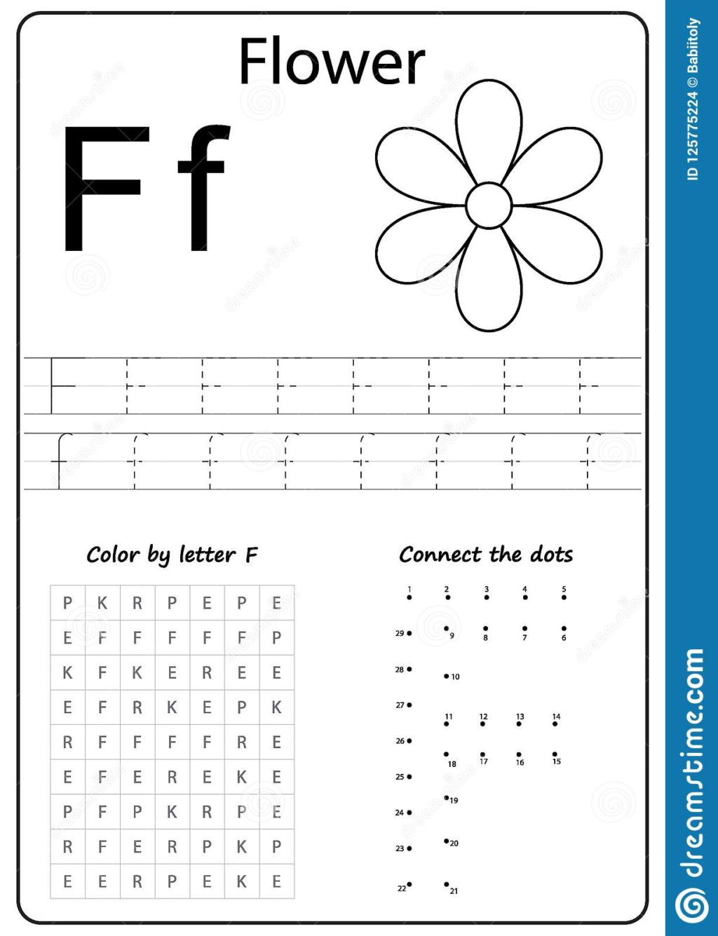 Spanish Alphabet Chart Printable Worksheet Alphabetts Preschool Printable for Preschoolers