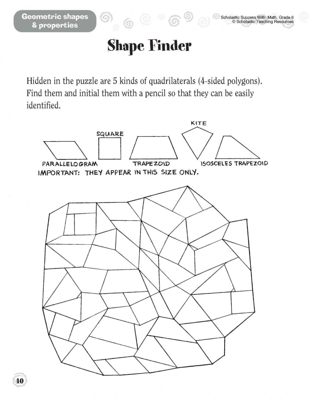 Text Structure 4th Grade Worksheets Worksheet 2nd Grade Geometry Worksheets Text Structure 4th