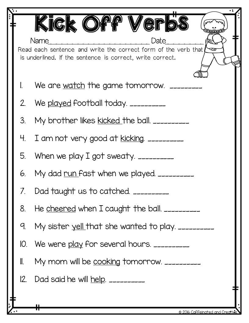Verb Tense Worksheets 1st Grade How to Survive February as A Teacher Tips Books Ideas