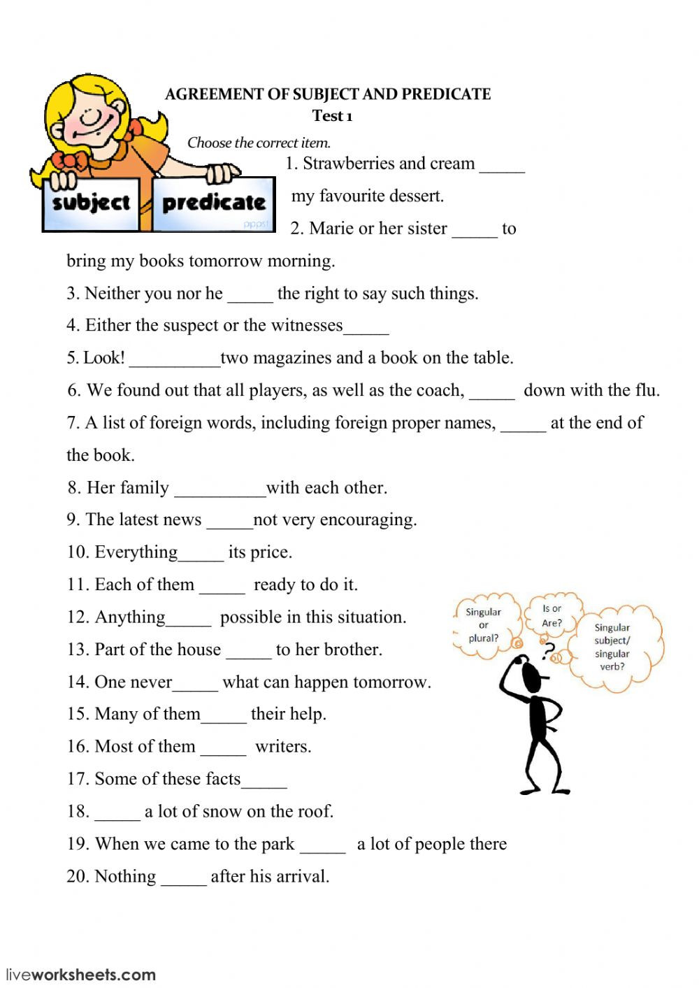 Verbs Worksheets for Middle School Math 6 solar Energy Worksheets Middle School Subject Verb