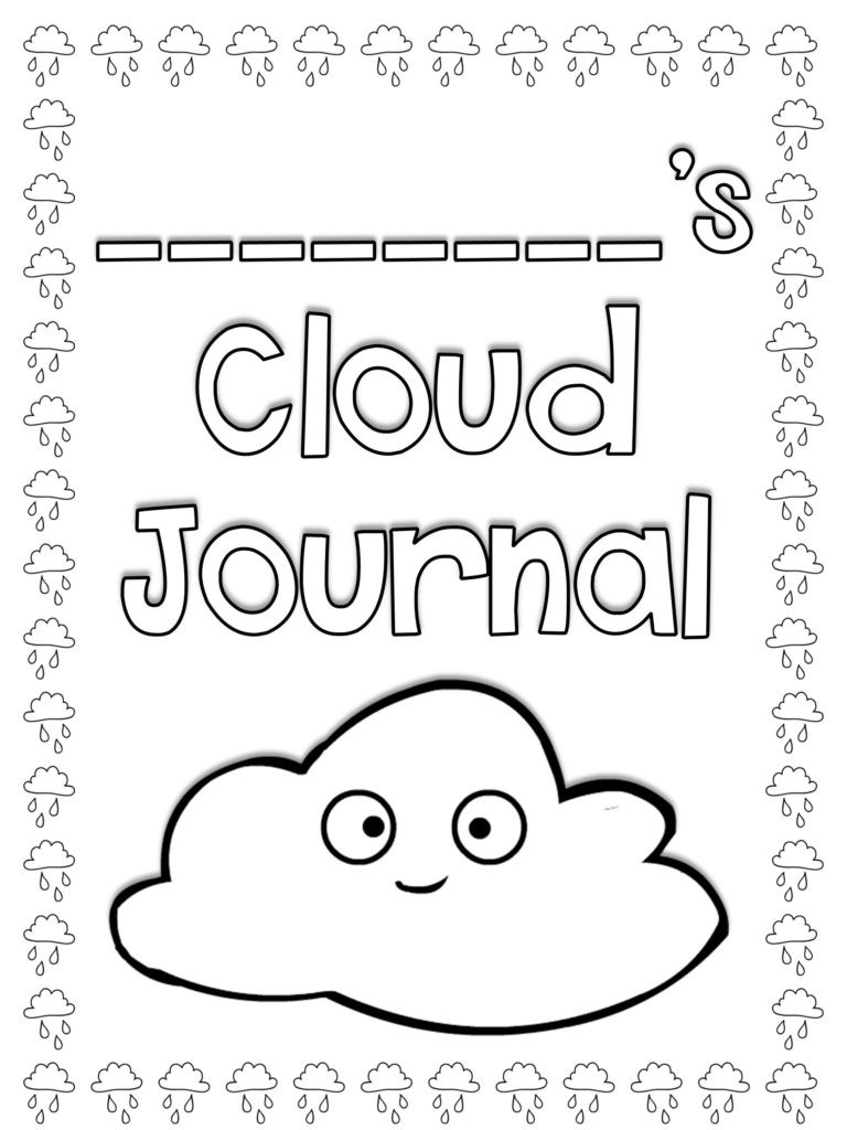 Weather Worksheets for First Graders Learning About Clouds In First Grade Happy Teacher Happy Kids
