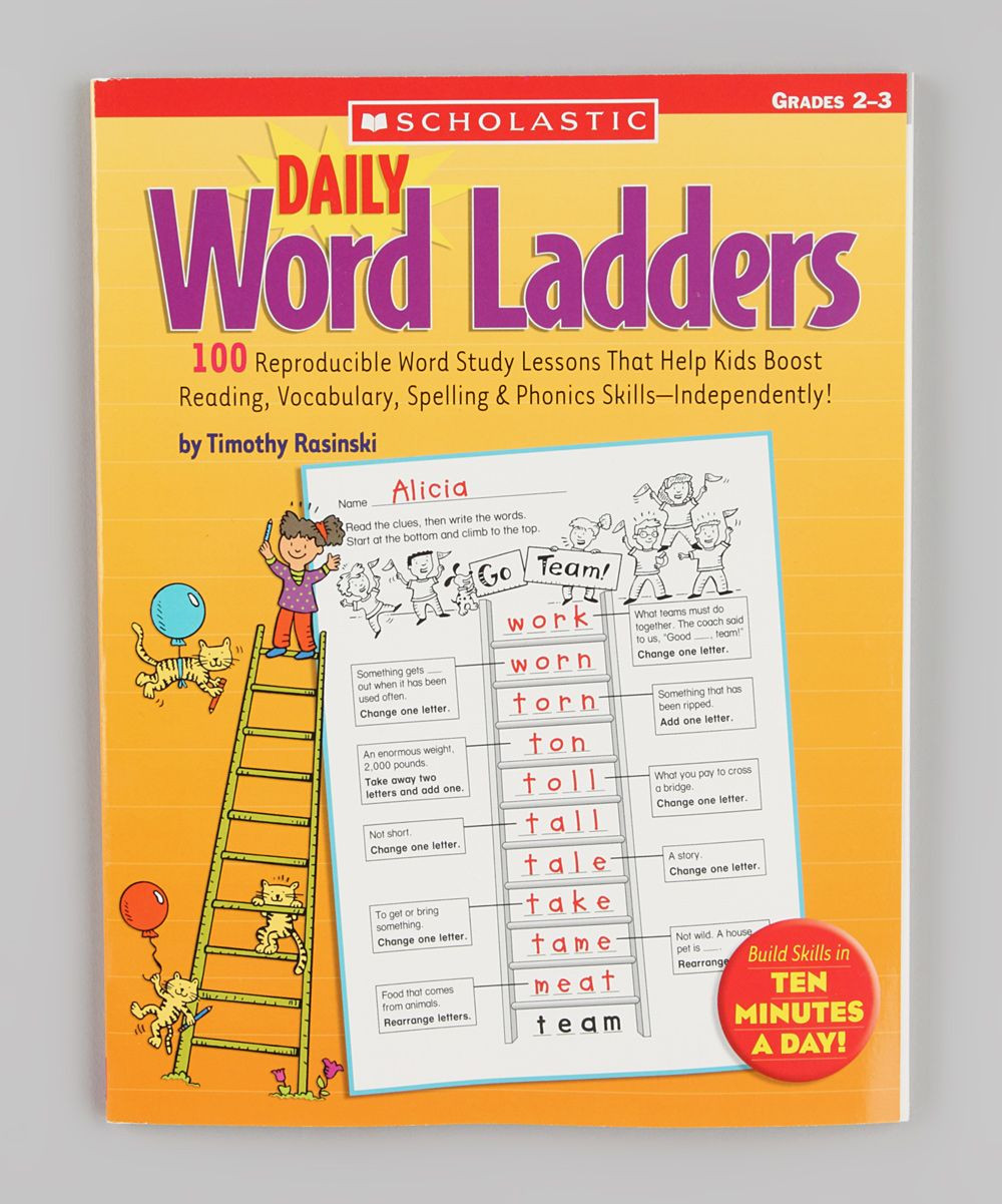 Word Ladders Middle School 404 Zulily