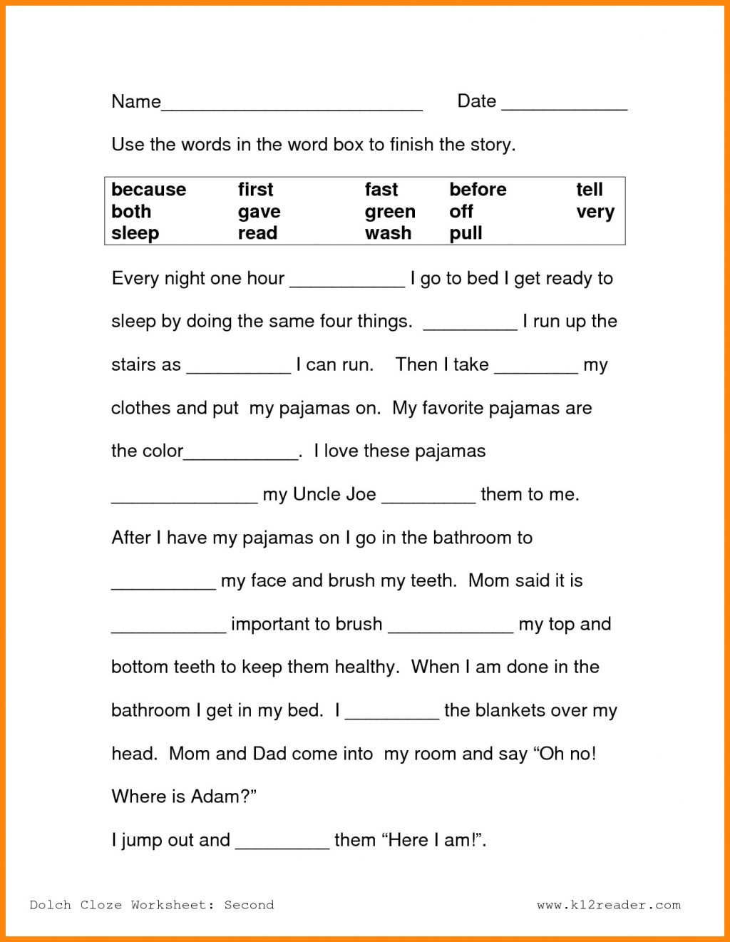 Writing Worksheet 2nd Grade Worksheet Worksheet Ideas Second Gradeding Prehension