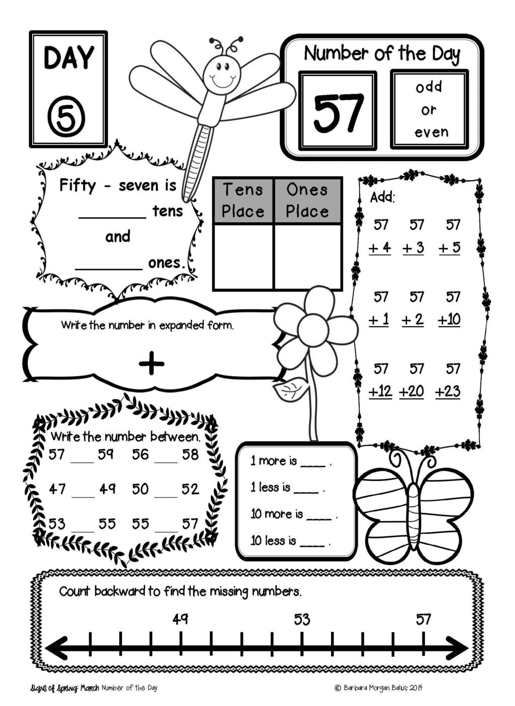 1st Grade Morning Work Worksheets Worksheet Work for 1st Graders Reading First Morning
