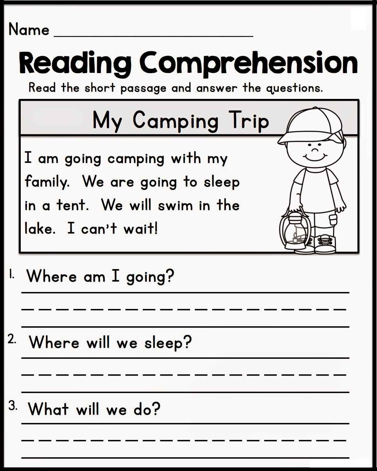 1st Grade Reading Worksheets Printable Free Line Worksheets