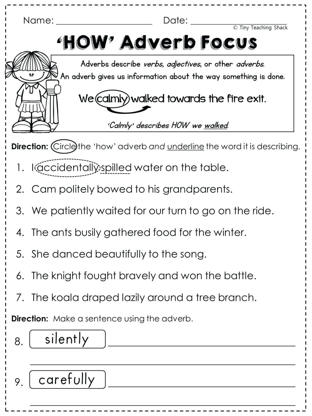 2nd Grade Grammar Worksheets Pdf Worksheet 1st Standard English Worksheet 12th Grade Verb