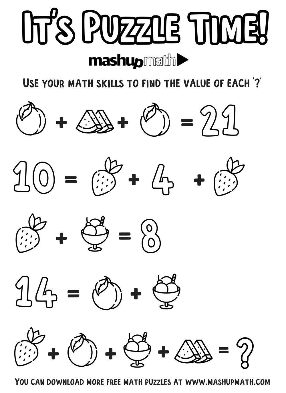 6th Grade Math Puzzle Worksheets Free Math Coloring Worksheets for 5th and 6th Grade — Mashup