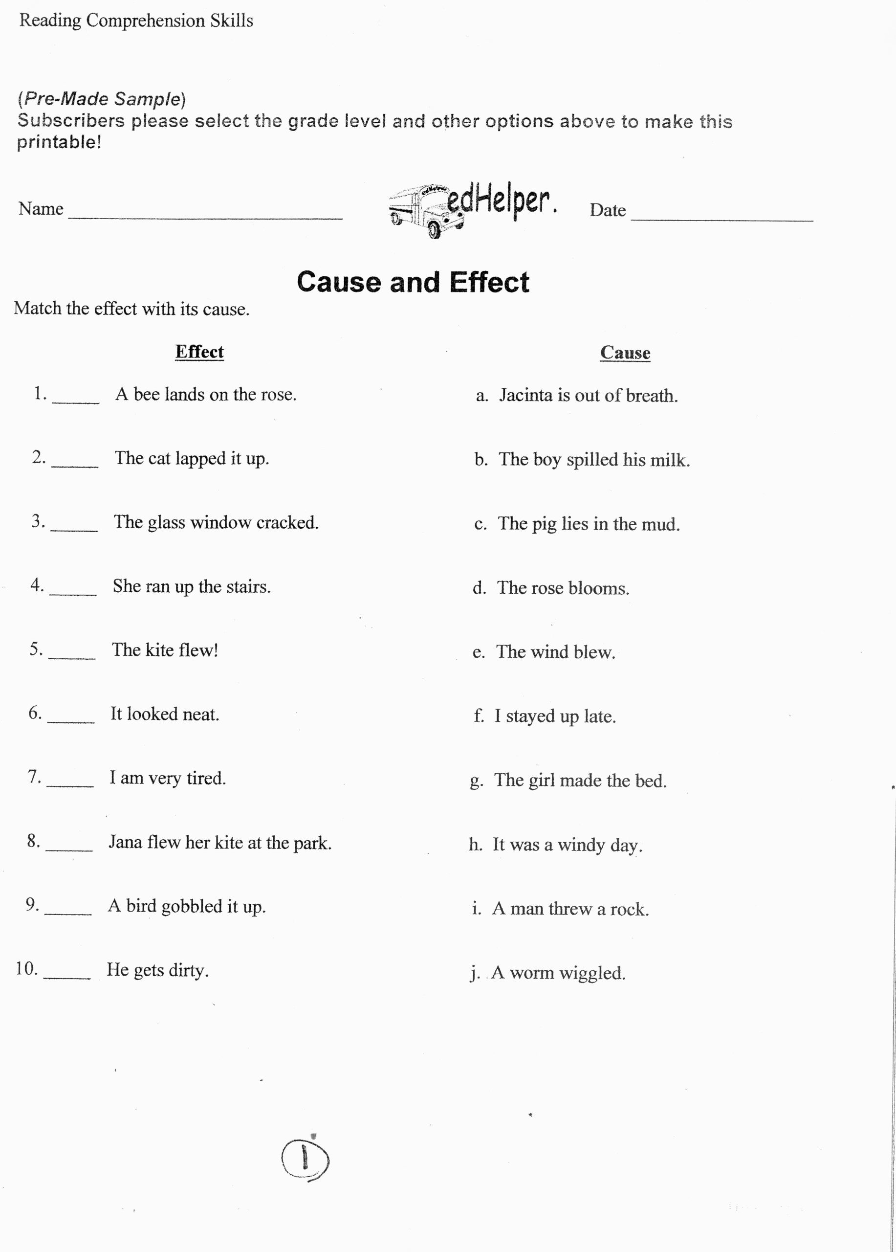 6th Grade Reading Worksheets 6th Grade Lessons Middle School Language Arts Help Ela