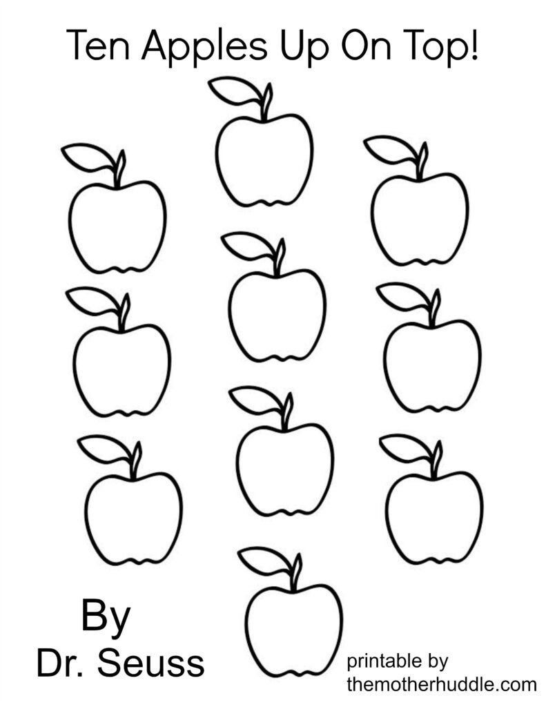 Apple Worksheets Preschool Pin On Printable Example Worksheet for Preschool