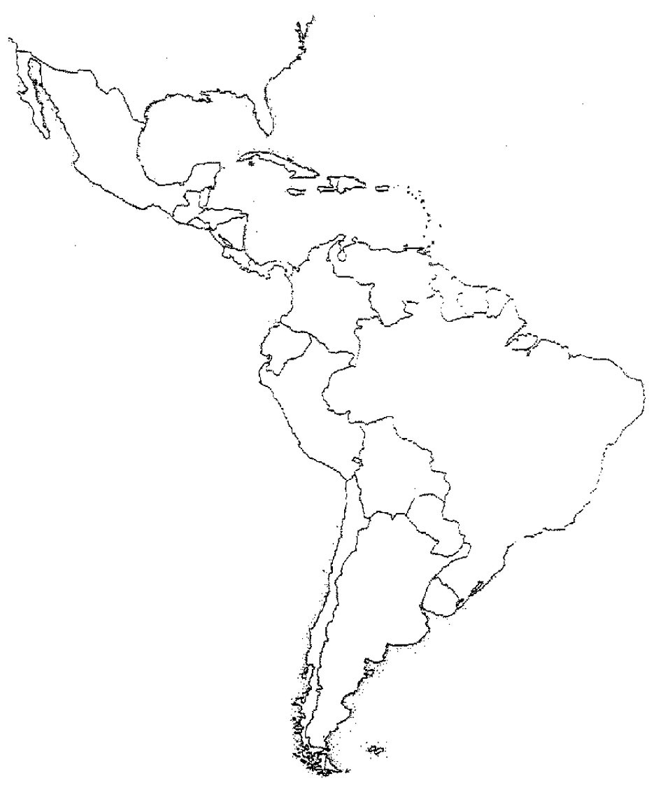 Blank Us Map Quiz Printable Interactive Map south America Quiz