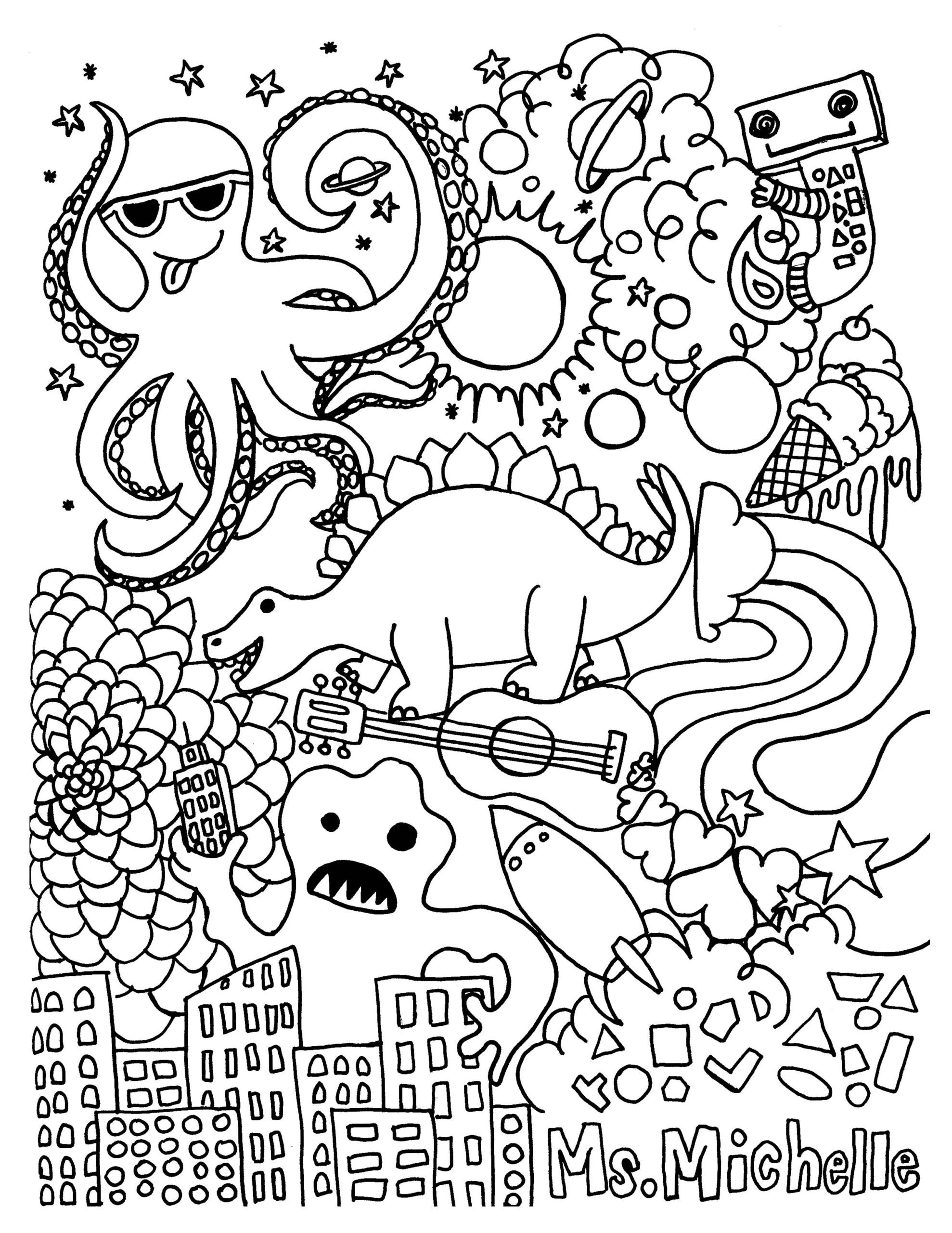 Coloring Worksheets for 3rd Grade Coloring Pages Free Printable Activity for Kids Luxury Book