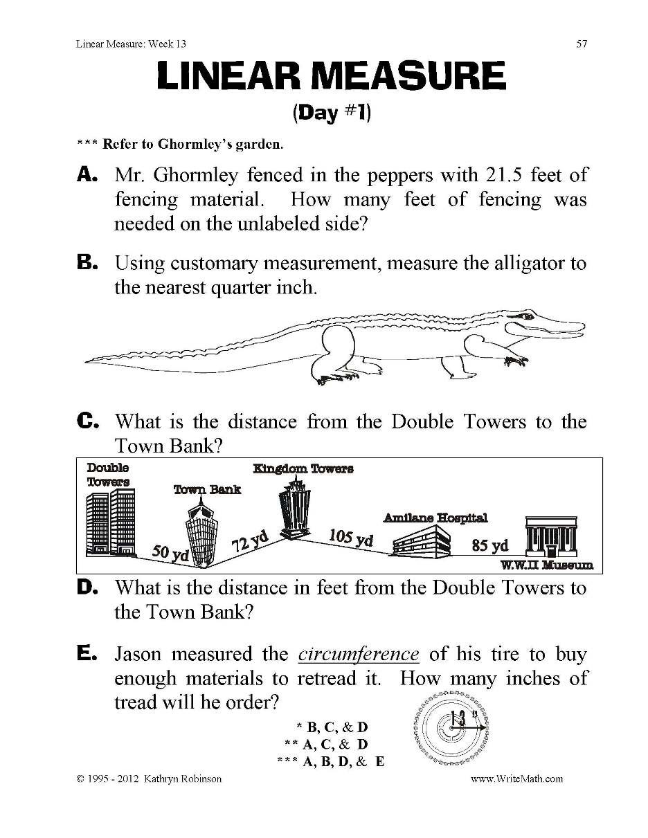 Conversion Worksheets 5th Grade Converting Measurement Worksheets Grade 5