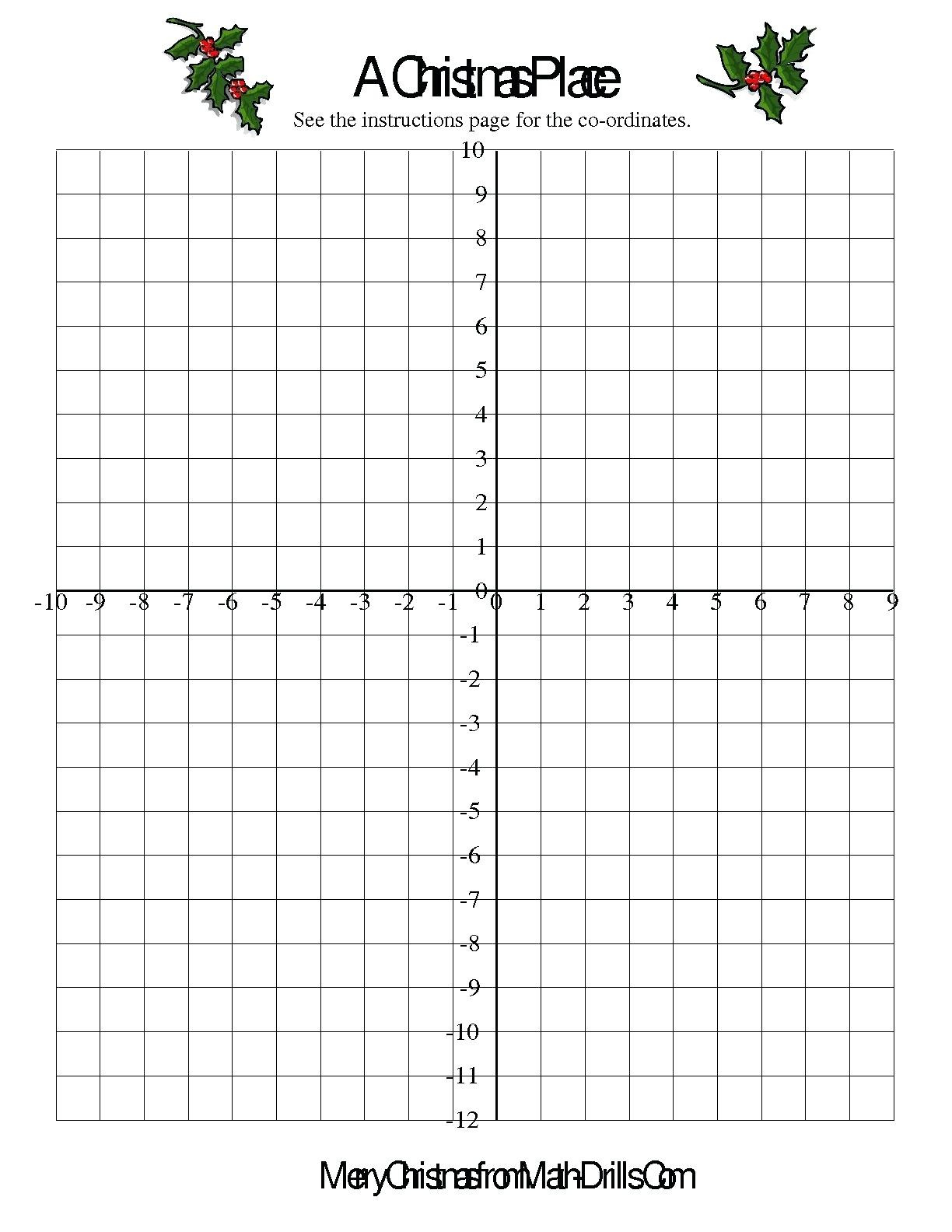 Coordinate Plane Worksheets Middle School Blank Coordinate Plane Worksheets Coordinate Grid Worksheets