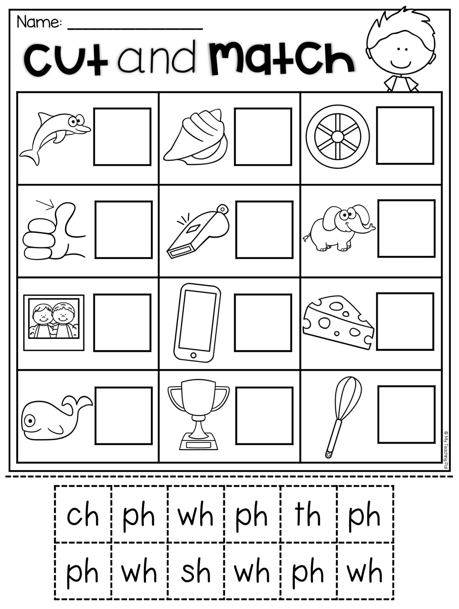 Digraph Worksheets for First Grade Digraph Worksheet Packet Ch Th Wh Ph Digraphs Worksheets