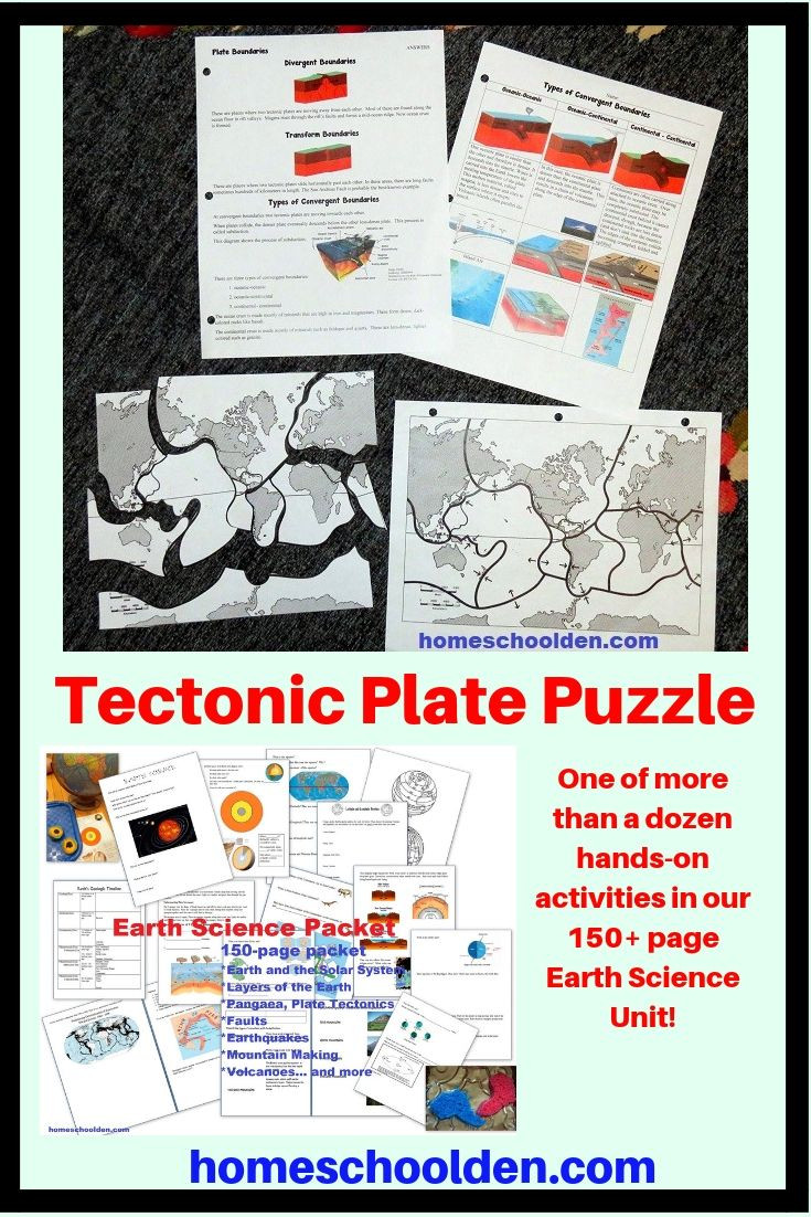Earthquake Worksheets Middle School Earth Science Worksheets & Lapbook Pages Added to the Earth
