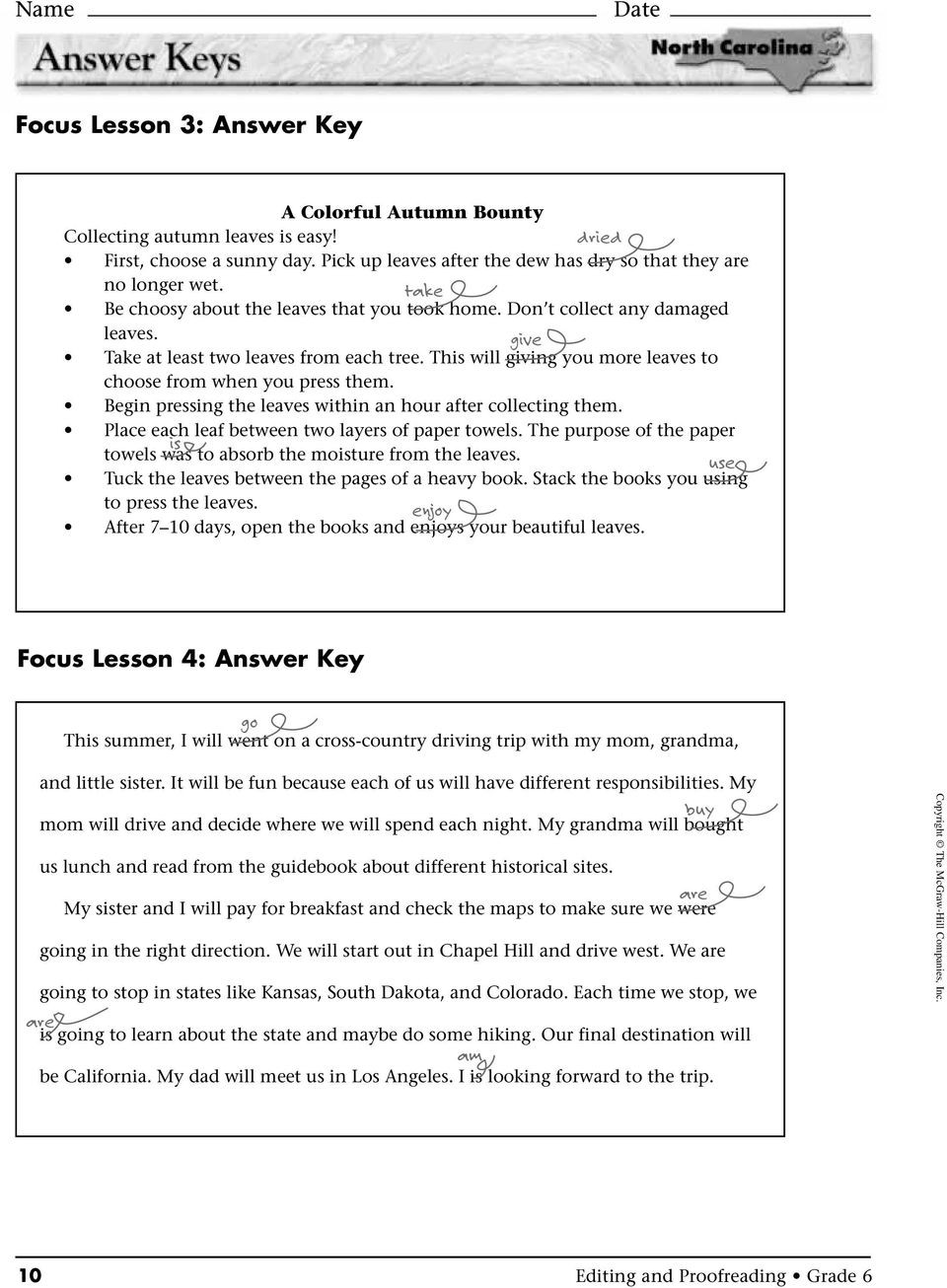 Editing Worksheet Middle School Editing and Proofreading Pdf Free Download