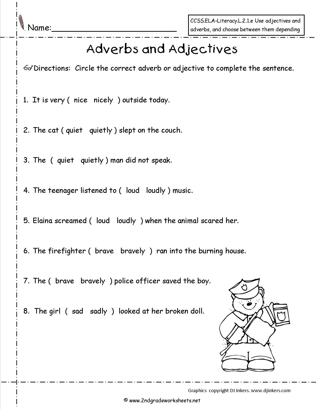 Er Est Worksheets 2nd Grade Math topics by Grade Birthday themed Coloring Pages