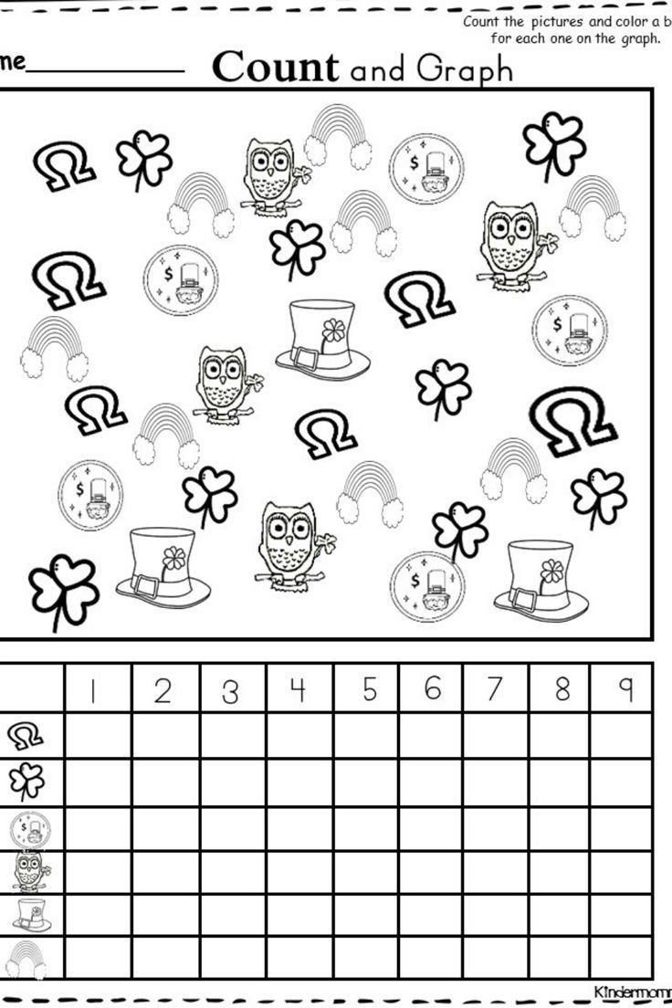 First Grade Graphing Worksheets Free Kindergarten Graphing Worksheet In 2020
