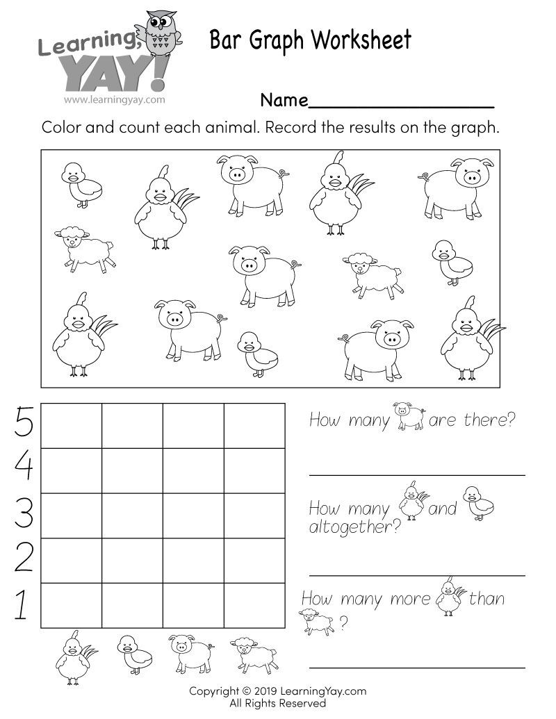 First Grade Graphing Worksheets Pin On First Grade Math Worksheets