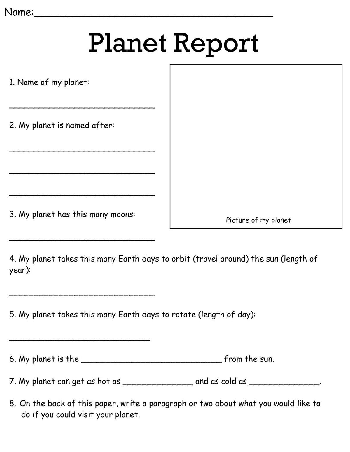 Free 7th Grade Science Worksheets Free Printable Worksheets for Teachers Science Grade Seven
