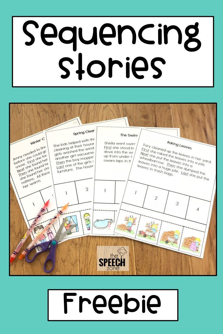 Free Printable Story Sequencing Worksheets Free Sequencing Stories