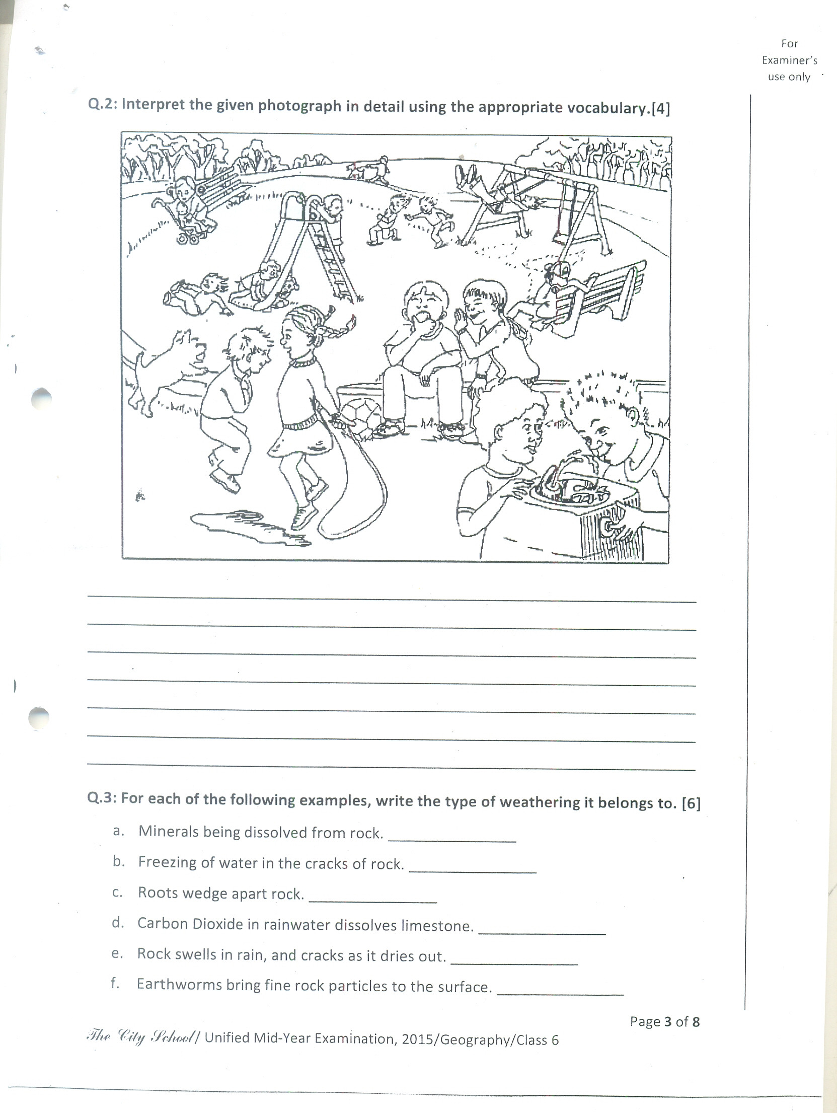 Geography Worksheets Middle School Pdf Election Worksheets for 2nd Grade Printable and Year