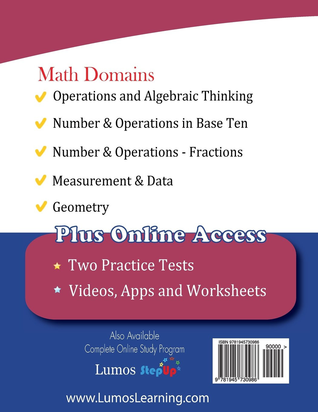 Istep Practice Worksheets 5th Grade istep Test Prep 5th Grade Math Practice Workbook and Full