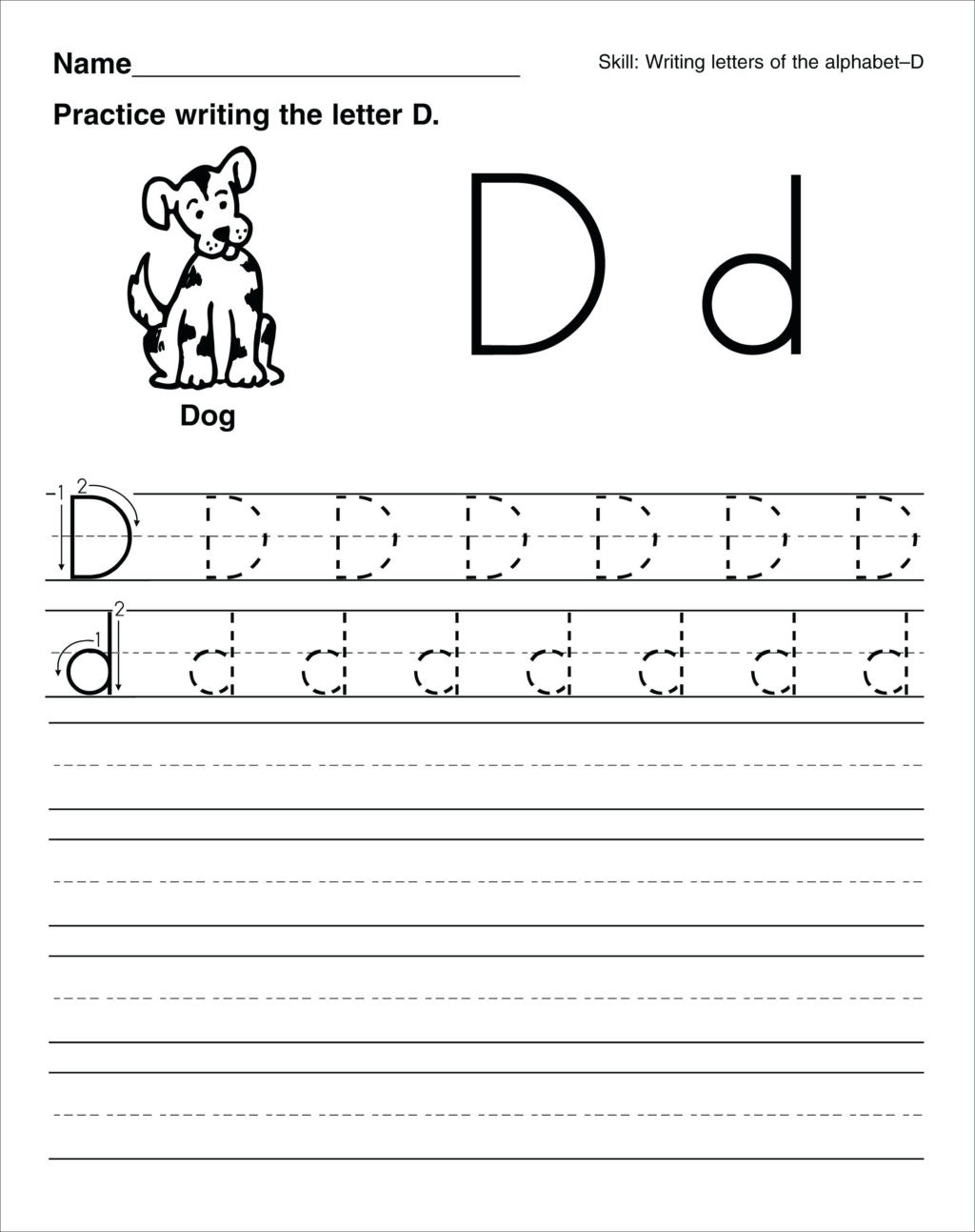 Letter H Worksheets for Preschool Worksheet Free Handwriting Activity Sheets for Children