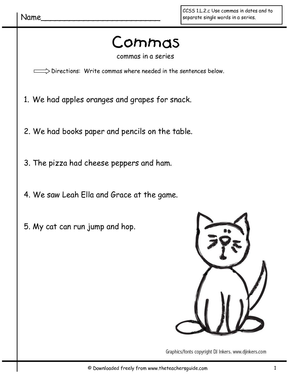 Mammals Worksheets for 2nd Grade Mas In A Series