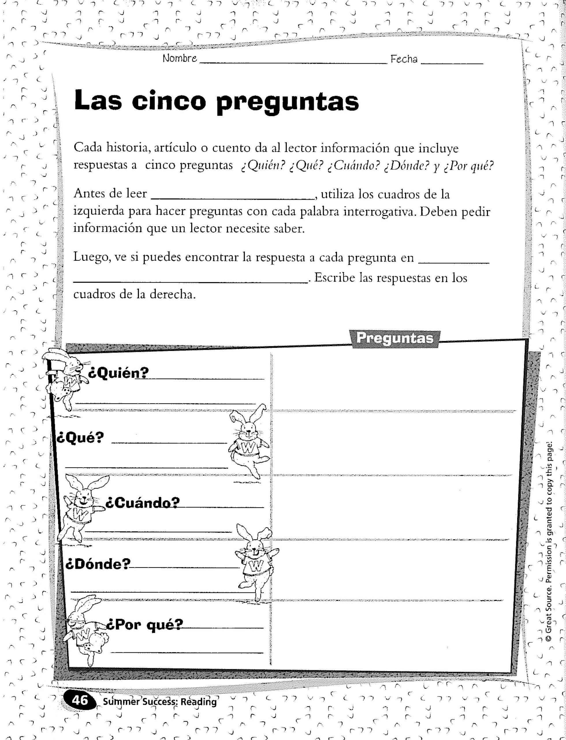 Prediction Worksheets for 3rd Grade Spanish Activity Making Predictions Grades 3 6 Download