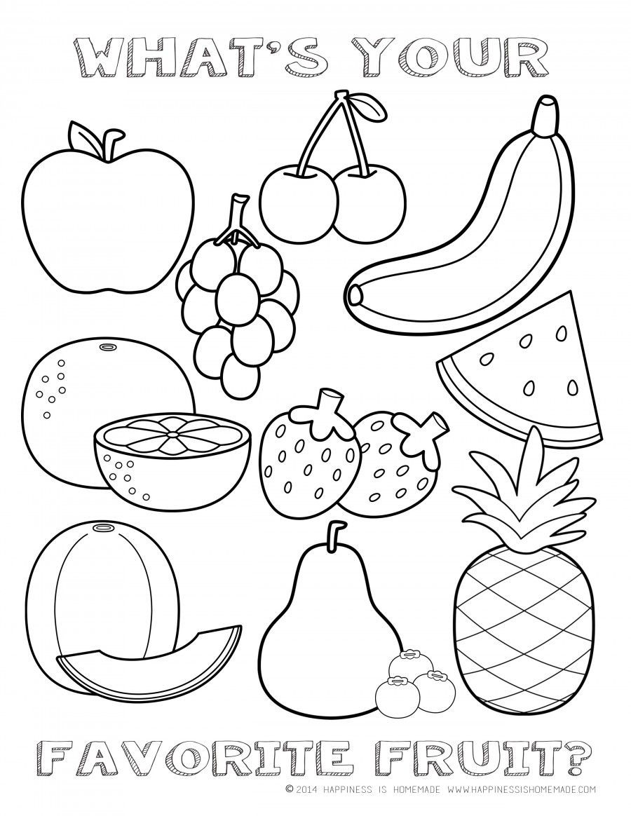 Preschool Fruits and Vegetables Worksheets Coloring Fruits and Ve Ables for Kids Grapes Worksheets