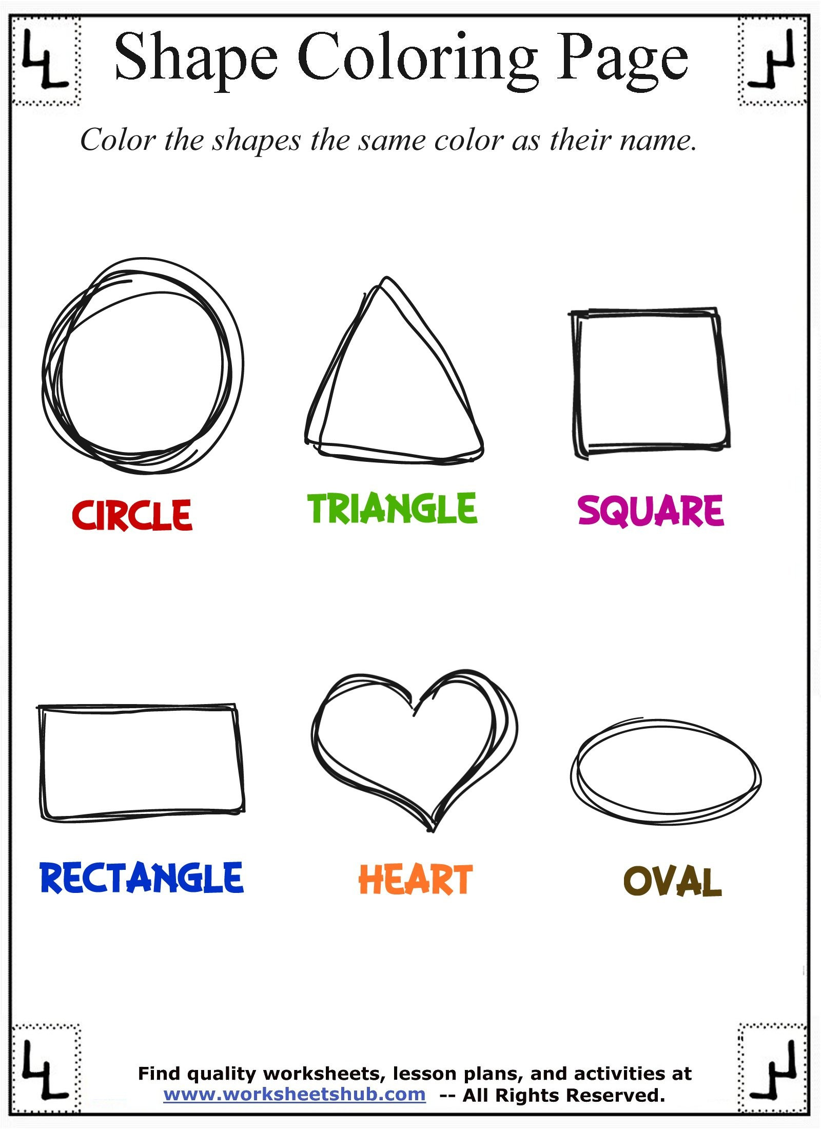Printable Heart Diagram Coloring Heart Shape Coloring Pages Unique Colors and