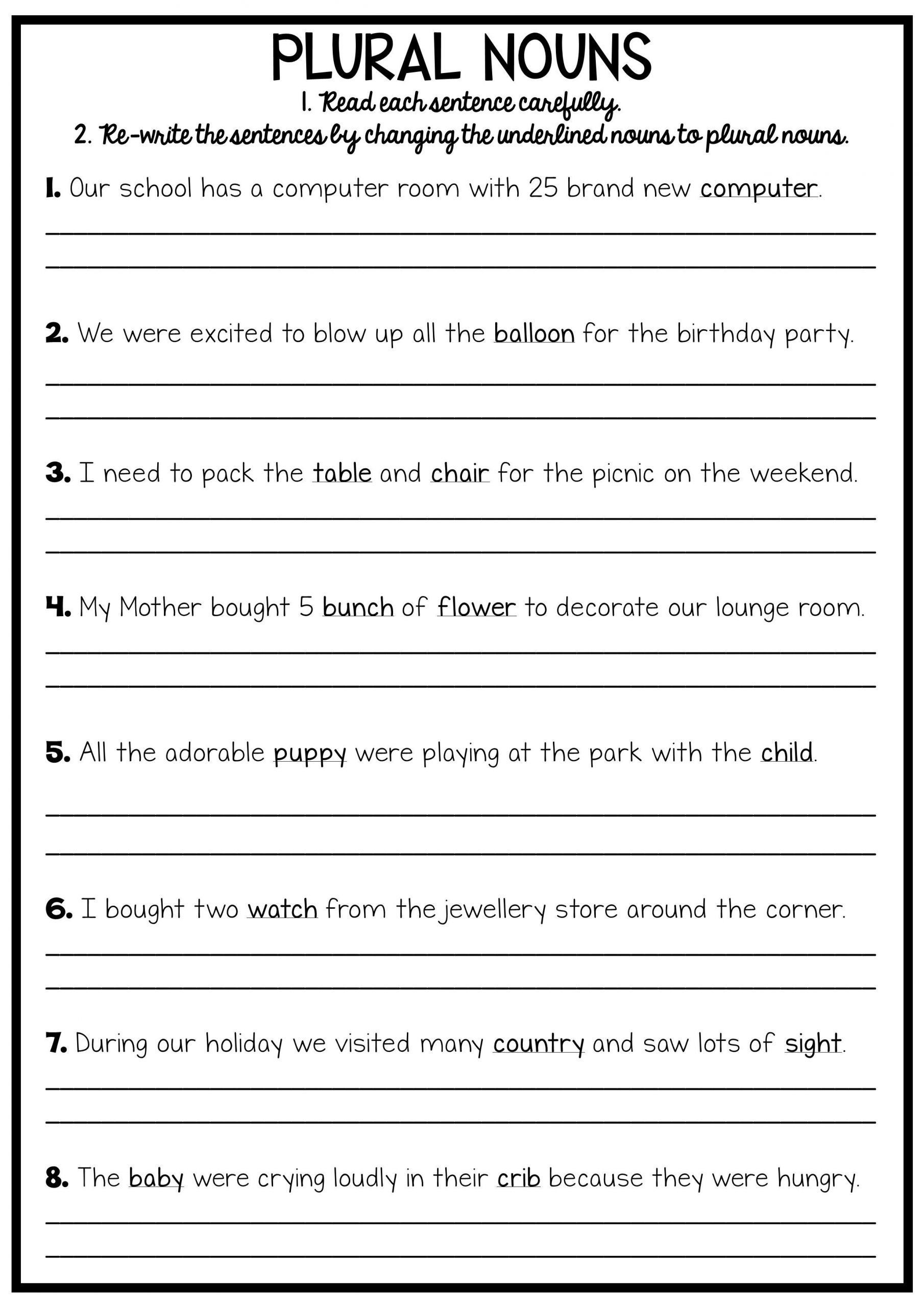 Pronoun Worksheets 6th Grade 2 Pronoun Worksheets for 6th Graders Printable Reading and