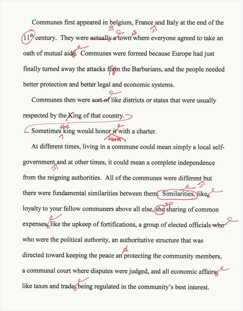 Proofreading Worksheets Middle School 47 Free Editing and Proofreading Worksheets Collection In