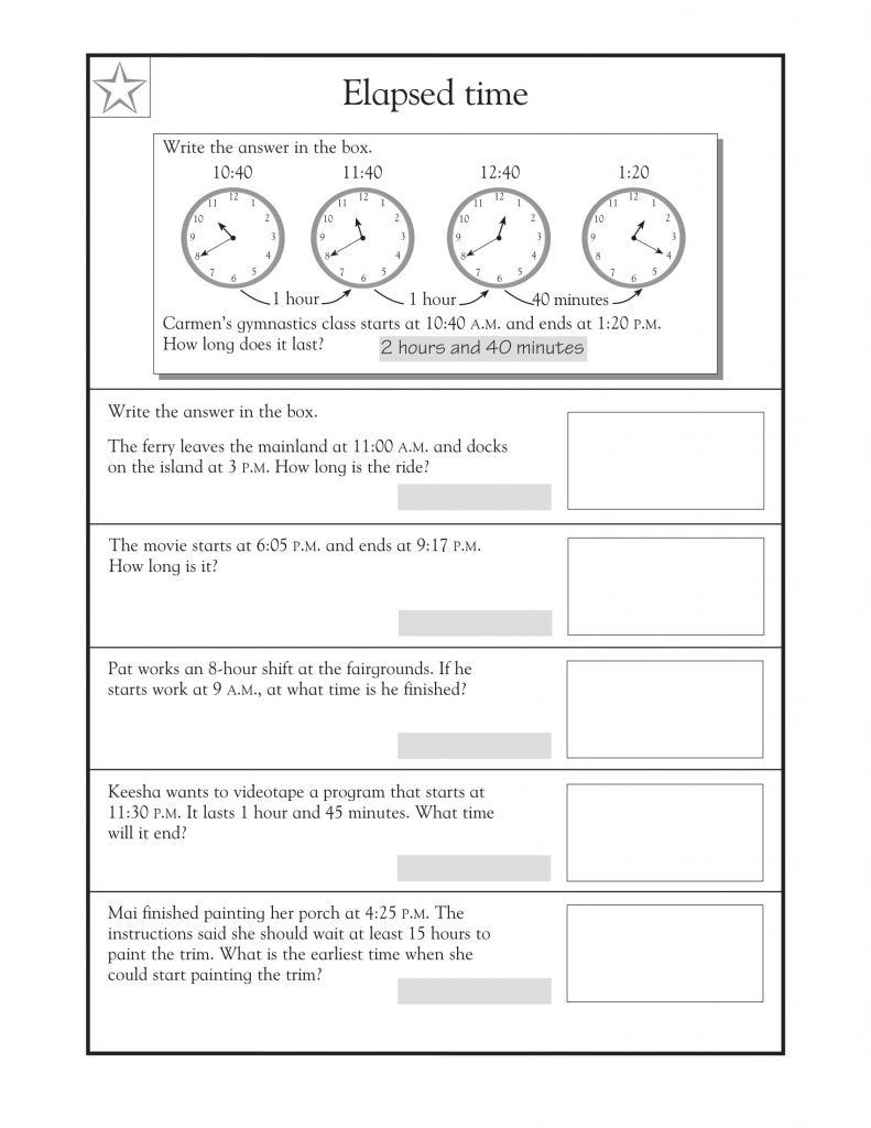Quotation Worksheets 4th Grade 4th Grade Math Word Problems Best Coloring Pages for Kids