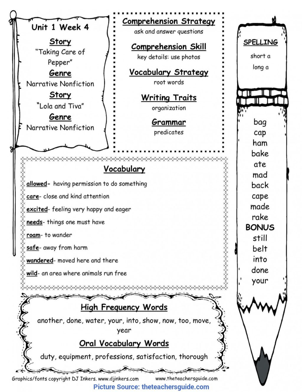 Root Word Worksheets 2nd Grade Worksheet List 2nd Grade Prehension Skills and