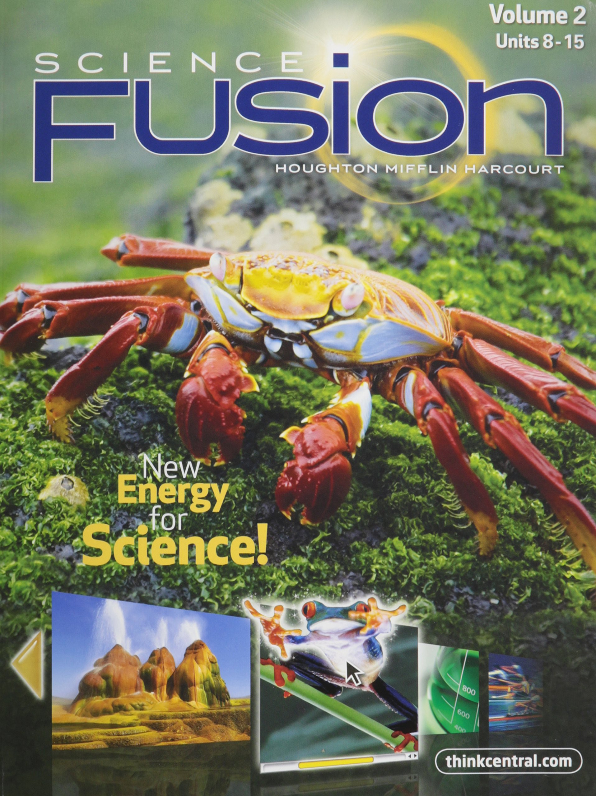 Science Fusion Grade 3 Worksheets Sciencefusion Student Edition Interactive Worktext