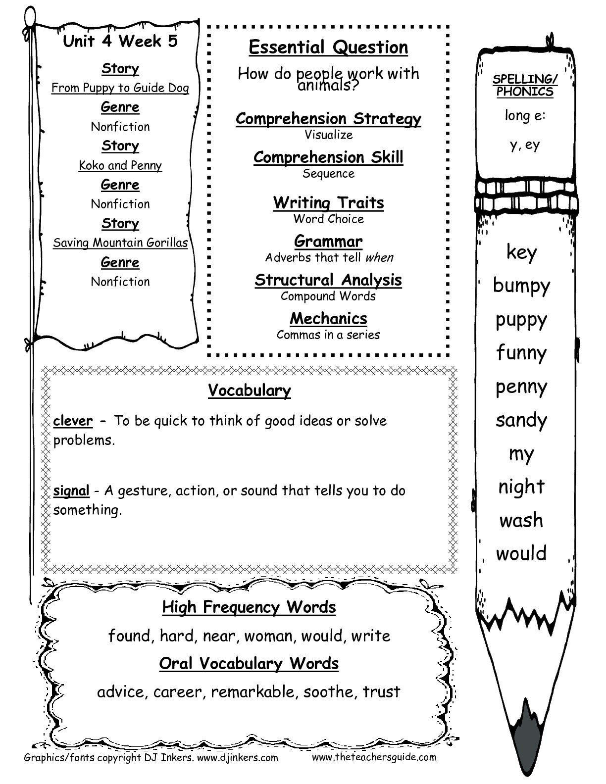 Sequencing Worksheets 5th Grade Pin On Grade Main Idea Worksheets