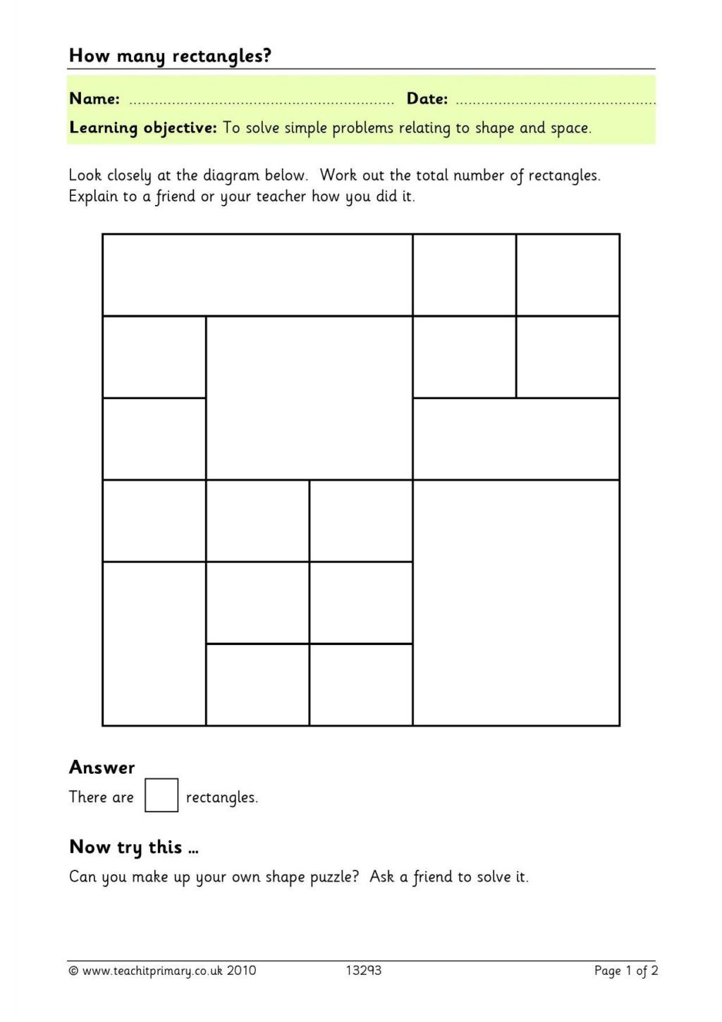 Shapes Worksheets 2nd Grade Worksheet 2nd Grade Geometry Worksheets Free Printable
