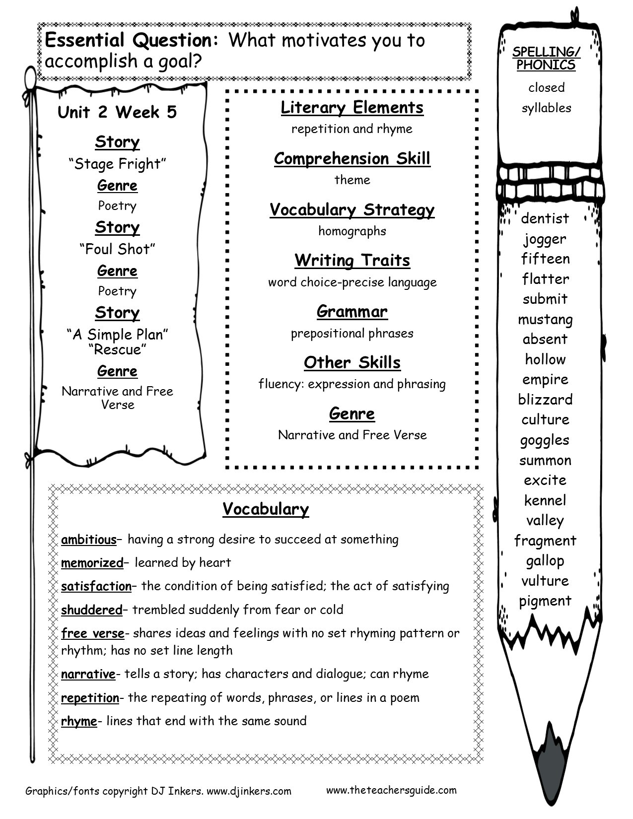 Theme Worksheets 5th Grade Mcgraw Hill Wonders Fifth Grade Resources and Printouts
